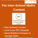Inter School Maths Contest