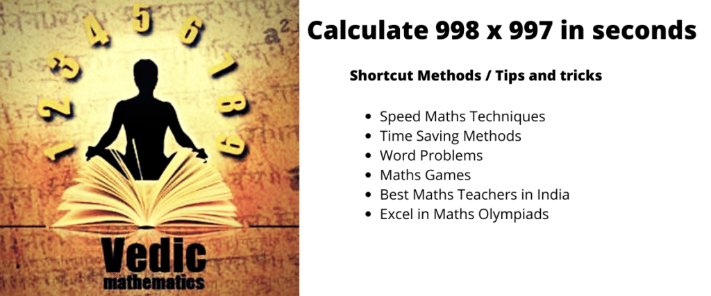 vedic maths classes