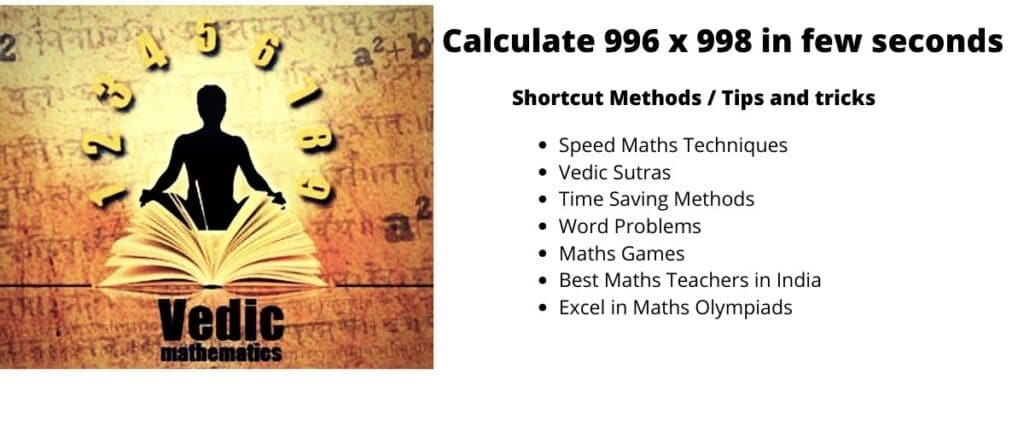 Vedic Maths Classes near me in Gurgaon